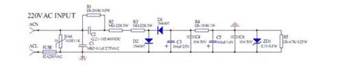 常用阻容降压电路分析!怎么降低成本看这里!1.jpg