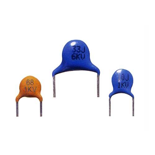 中高压陶瓷电容器温度补偿型CLASS1