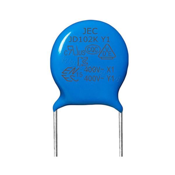 安规陶瓷电容器102K 400V Y1电容